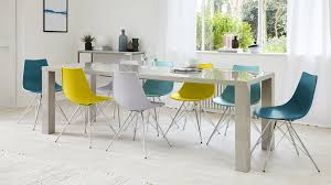 large extending dining table grey gloss extending dining table seats up to 10