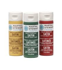 martha stewart satin acrylic craft paint 2 ounces joann