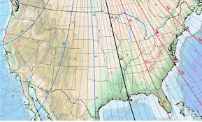 magnetic declination map magnetic declination coast weathervanes