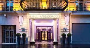 go voyage adresse si e social 4 hotel opera marriott opera ambassador hotel