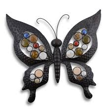 Metal Wall Decor Target by Wall Art Ideas Design Black Wonderful Metal Butterflies Wall Art