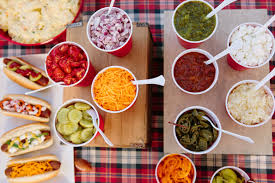how to put together a topnotch toppings bar evite