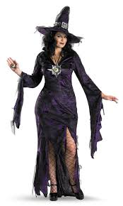 Violet Halloween Costume Witch Costumes Witch Halloween Costumes Adults