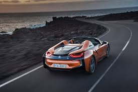 cars bmw i8 2018 bmw i8 roadster is the perfect car for an la auto show world