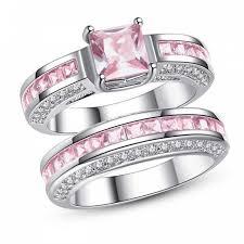 pink crystal rings images Ringsclear crystal jpg