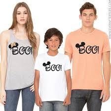 mnsshp boo family t shirts disney halloween family vacation