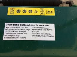 Push Lawn Mower In Perth Perth And Kinross Gumtree