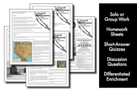 to manzanar japanese internment worksheets hw discussion for