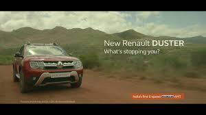 renault india new renault duster tvc youtube