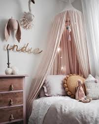 Girls Bed Curtain Best 25 White Girls Rooms Ideas On Pinterest Room