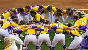 how it happened lsu softball blasts ul lafayette moves on to