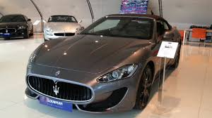 maserati grancabrio maserati granturismo grancabrio 2015 in depth review interior