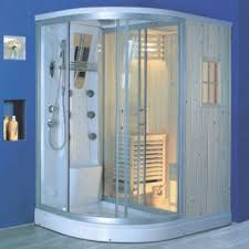 china shower enclosure steam room composed of shower head steam