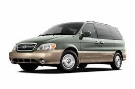 2005 kia sedona new car test drive
