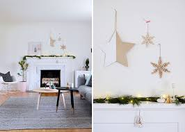 christmas decoration ideas home 30 modern christmas decor ideas for your home contemporist