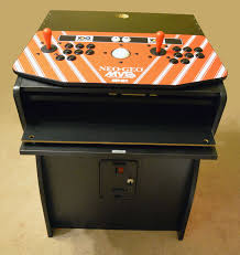 Tankstick Cabinet Plans Diy Audio Electronics From Zynsonix Com Xtension Retro Arcade