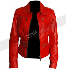leather biker jackets for sale fit red women u0027s leather motorcycle jacket sale