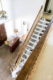 How To Paint Banister Painting Staircase Balusters Without Losing Your Mind In My Own