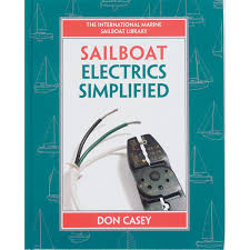 books sailboat electrical systems improvement wiring and repair