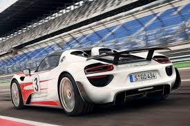 porsche 918 spyder hybrid mpg 918 spyder revealed 887 hp 78 mpg 845k
