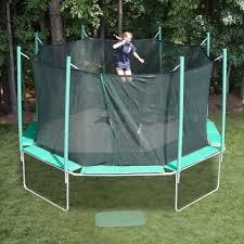 Best Backyard Trampoline by Sportstramp Extreme 13 U00276 Trampoline With Cage