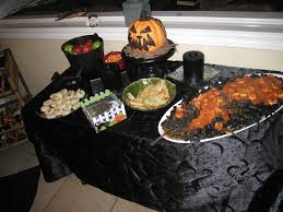 file halloween party food jpg wikimedia commons