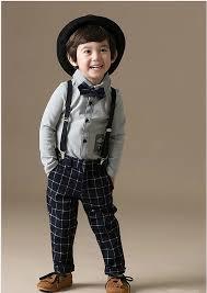 new children baby boys gentlemen clothes clothing set