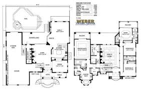 caribbean home plans caribbean house plan 2 story floor plan with mediterranean style