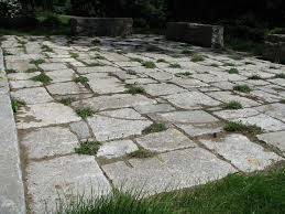 Pavers Patios Antique Reclaimed Granite Pavers Cape Cod South Boston Ma