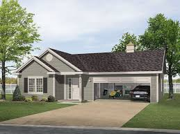 one story garage apartment floor plans plan 2225sl one story garage apartment garage apartments tiny