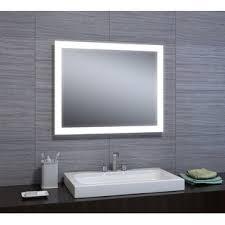 Bathroom Led Mirror Mirrors With Lights You Ll Wayfair