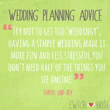 simple wedding planning wedding planning advice try not to get weddingy a