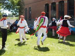 Dancing Flags Gatchell Museum Observes County War Flag Anniversary