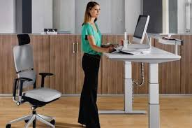bureau pour travailler debout le bureau debout testez coworking