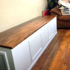 Build A Toy Box Bench Seat by Free Toy Box Bench Plans How To Build A Toy Box From Scratch All