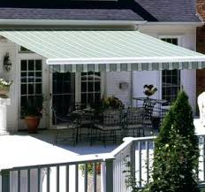 Replacement Retractable Awning Fabric Sunbrella Retractable Awning Replacement Sunbrella Retractable