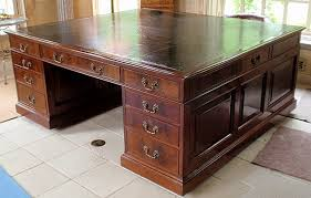 partner desk hubby u0027s office pinterest partners desk desks