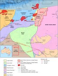 calder graben offshore petroleum exploration acreage release