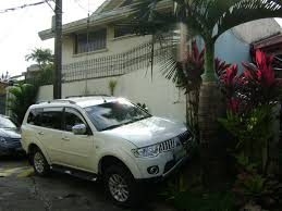 white mitsubishi montero manila motoring your source for automotive information in the