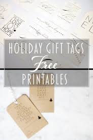 holiday gift tag freebies u2014 melaniewinters