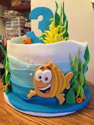 bubble guppies birthday cake recipes bubble guppies birthday