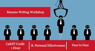 Resume Writting Resume Writing Workshop Haadyaooverbayresort Com