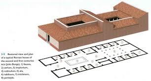 roman bath house floor plan roman house plan modern ancient villas floor plans bath and