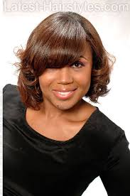 mid lenth beveled haircuts 40 best short hairstyles haircuts for black women in 2018