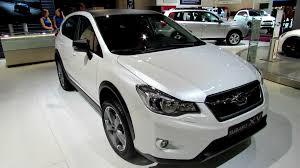 subaru hybrid interior 2013 subaru xv xt line exterior and interior walkaround 2012