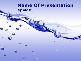 Water Powerpoint Templates by Powerpoint Presentation Templates Water Burst Of Water Powerpoint