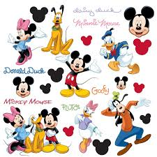 minnie mouse wall decals target color the walls of your house minnie mouse wall decals target and friends peel stick wall decals