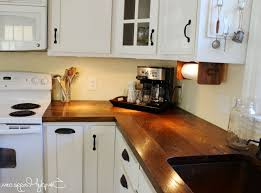 Diy Wood Kitchen Countertops Kitchen Room 2018 Countertops For White Kitchen Cabinets Plus