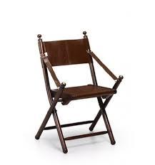 chaise de cinéma chaise actor style fauteuil de cinéma en cuir et bois