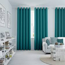 Green And Blue Curtains Blue And Green Curtains Freda Stair